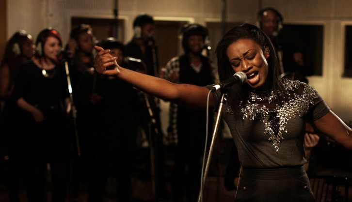 The brilliant Beverley Knight performing Twist & Shout.